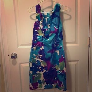SILK dress from Dressbarn. Size 12